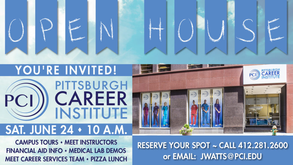 Summer Open House Pittsburgh Career Institute