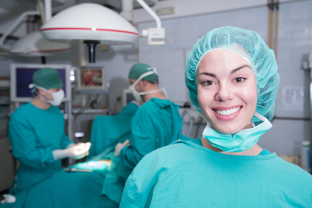 surgical technician model