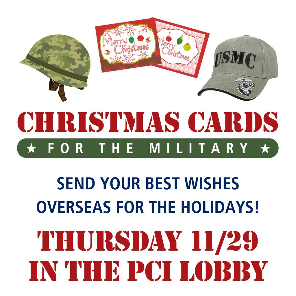 Cards for Troops   Pittsburgh Career Institute