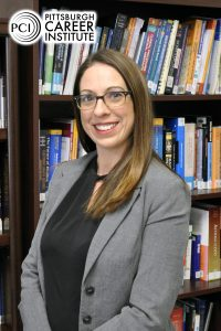 Pittsburgh Career Institute's Surgical Technology Program Director, Katie Hartman